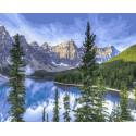 Красота природы Раскраска картина по номерам на холсте MCA736