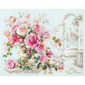 Розы для Герцогини Набор для вышивания Чудесная игла 110-011