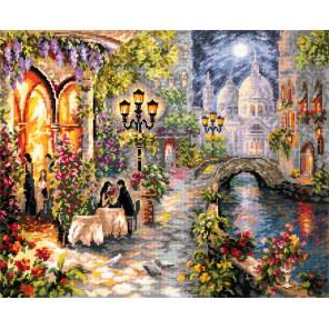 Ночное рандеву Набор для вышивания Чудесная игла 110-081