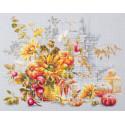 Осенняя импровизация Набор для вышивания Чудесная игла 120-012