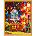 Исаакиевский собор Алмазная мозаика вышивка на подрамнике Molly KM0611