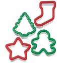 Рождество Формы для вырезания печенья Wilton ( Вилтон )