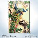 Символ красоты и достоинства Раскраска по номерам на холсте без подрамника Hobbart Lite DH6090002-LITE