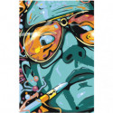 Order 100х150 Раскраска картина по номерам на холсте