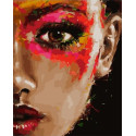 Тревога Раскраска картина по номерам на холсте PK59088
