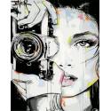 Взгляд фотографа Раскраска картина по номерам на холсте PK59086