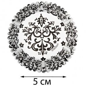 Дамаст Набор бумажных форм для кексов Wilton ( Вилтон )