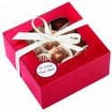 Красные Набор средних коробок Wilton ( Вилтон )