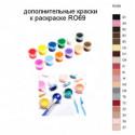 Дополнительные краски для раскраски RO69