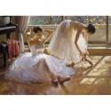 Две балерины Алмазная вышивка (мозаика) Гранни