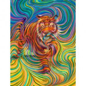 Тигр Алмазная вышивка (мозаика) Гранни
