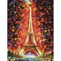 Эйфелева башня Алмазная вышивка (мозаика) Гранни