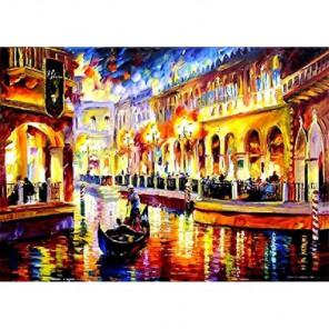Улицы Венеции Алмазная вышивка (мозаика) Гранни