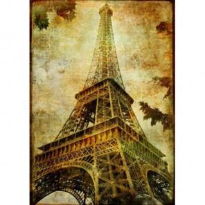 Париж Алмазная вышивка (мозаика) Гранни