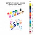 Дополнительные краски для раскраски PA11