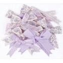 French Lavender Банты для скрапбукинга, кардмейкинга Docrafts