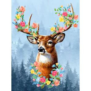 Дух леса Алмазная вышивка мозаика Алмазное Хобби AH5417