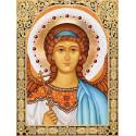 Икона Ангел Хранитель Набор для выкладывания алмазной мозаики АЖ-1845