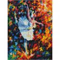 Танец души Алмазная вышивка мозаика на подрамнике Белоснежка 527-ST-S