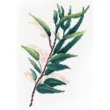 Тропическая зелень 1 Набор для вышивания Овен 1314
