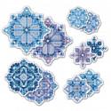 Украшение Снежинки Набор для вышивания Риолис 1889АС