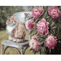 Лето Раскраска картина по номерам на холсте PK79027