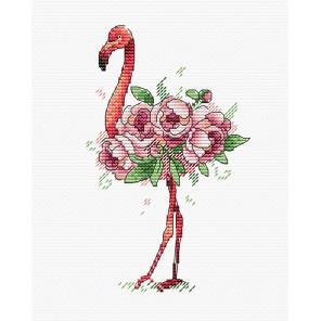 Фламинго Набор для вышивания МП Студия В-254