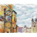 История Чехии Набор для вышивания МП Студия М-521