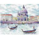 Дух Венеции Набор для вышивания МП Студия М-522