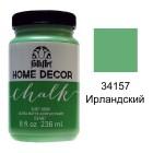 34157 Ирландский Home Decor Акриловая краска FolkArt Plaid