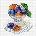 Вкус ягод Набор для вышивания МП Студия М-093