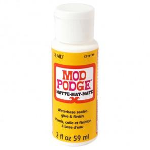 Матовый Клей лак для декупажа 15139 Mod Podge Plaid