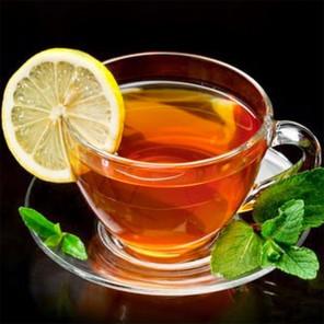 Чай с лимоном Алмазная мозаика вышивка на подрамнике Molly KM0900