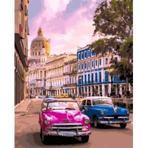 Куба Раскраска картина по номерам на холсте GX33035