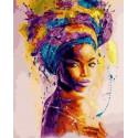 В ярких красках Раскраска картина по номерам на холсте MCA1107
