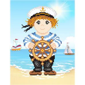 Морская мечта Набор для вышивания МП Студия КН-456
