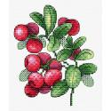 Брусничный аромат Набор для вышивания МП Студия М-551