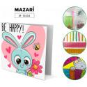 Be happy! Алмазная мозаика открытка своими руками Mazari M-10454BE