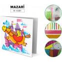 Пони-пегас Алмазная мозаика открытка своими руками Mazari M-10481