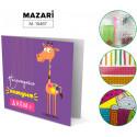 Наслаждайся каждым днём Алмазная мозаика открытка своими руками Mazari M-10467