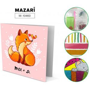 Ты и Я Алмазная мозаика открытка своими руками Mazari M-10460