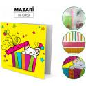 Живой подарок Алмазная мозаика открытка своими руками Mazari M-10459