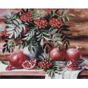 Два вкуса красного 40х50см Алмазная мозаика вышивка на подрамнике APK79015