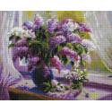 Весна 40х50см Алмазная мозаика вышивка на подрамнике APK79012