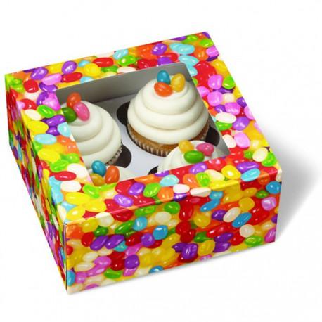 Весёлая фасоль Набор коробок для сладостей Wilton ( Вилтон )