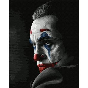 Суперзлодей Раскраска картина по номерам на холсте ZX 23913