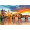 Прага Алмазная вышивка мозаика Алмазное Хобби AH5480
