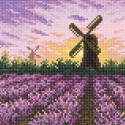 Очарование Прованса Алмазная вышивка мозаика BrilliArt МС-015
