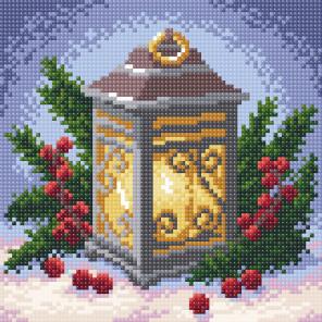 Огонь надежды Алмазная вышивка мозаика BrilliArt МС-025