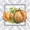 Румяная тыква Алмазная вышивка мозаика BrilliArt МС-031